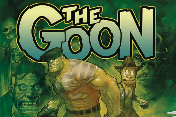 Review: THE GOON Is Back In All Its Glory 2