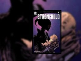 Cover Art Stronghold