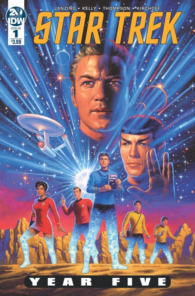 Cover Art Star Trek