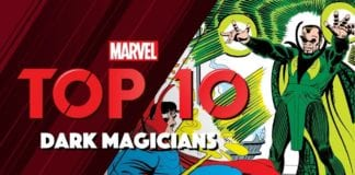 Dark Magicians | Marvel Top 10