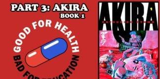 Cartoonist Kayfabe: Akira vol. 1, Making A Masterpiece,  Part 3