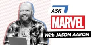 Avengers, Thor, and Conan writer Jason Aaron | Ask Marvel