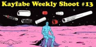 Cartoonist Kayfabe: Kayfabe Weekly Shoot 13