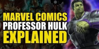 Marvel Comics: Professor Hulk Explained