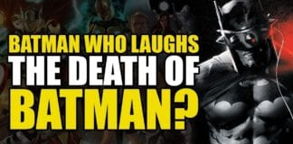 The Death Of Batman?! (The Batman Who Laughs Part 4)