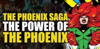 The Power Of The Phoenix (The Phoenix Saga: Book Two)