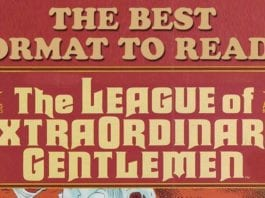 Cartoonist Kayfabe: Best League of Extraordinary Gentlemen Reading Experience, Show and Tell