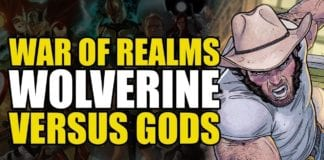 Wolverine vs Gods (Thor: War of Realms Part 2)