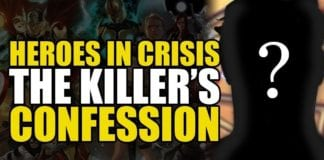 Comics Explained – The Killer Confesses (Heroes In Crisis Part 8)