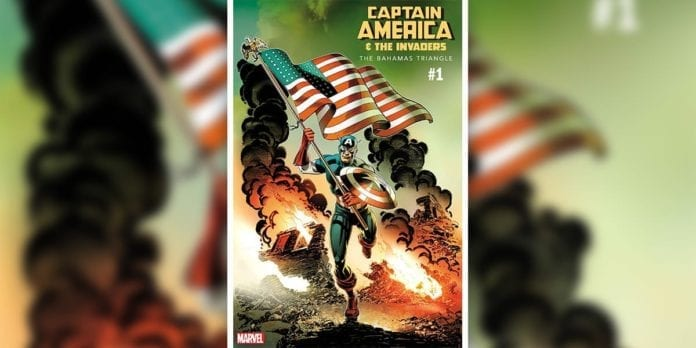 Marvel Announces - Captain America & The Invaders: The Bahamas Triangle #1