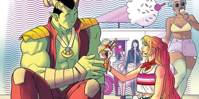 marvel comics exclusive preview runaways