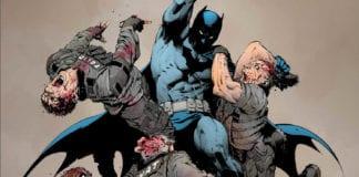 dceased dc comics batman