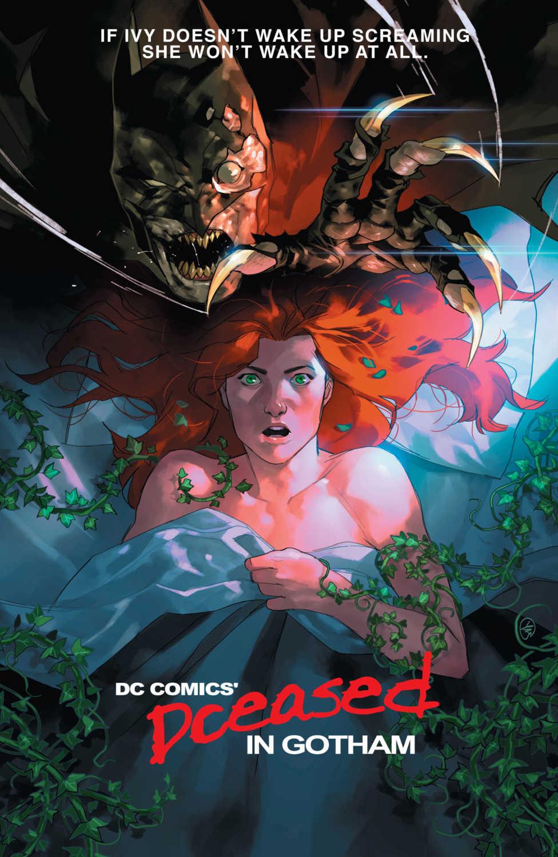 DCeased Dc Comics batman nightmare on elm street