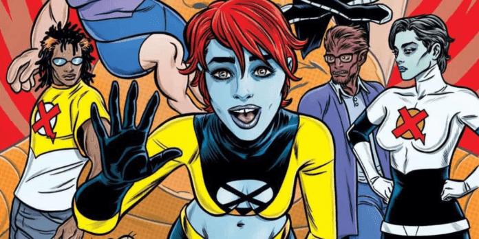Marvel Reuniting Mutant Favorites in GIANT-SIZED X-STATIX #1 3