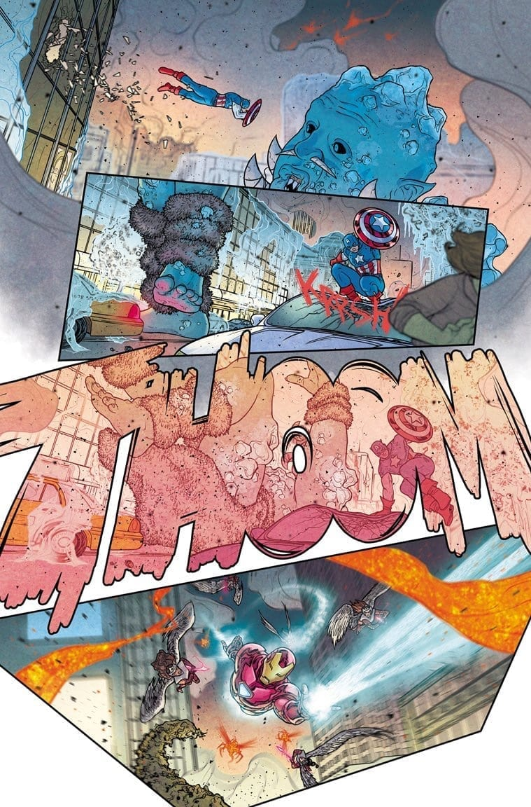 WAR OF THE REALMS #2 Keeps Its Foot On The Gas Pedal 2