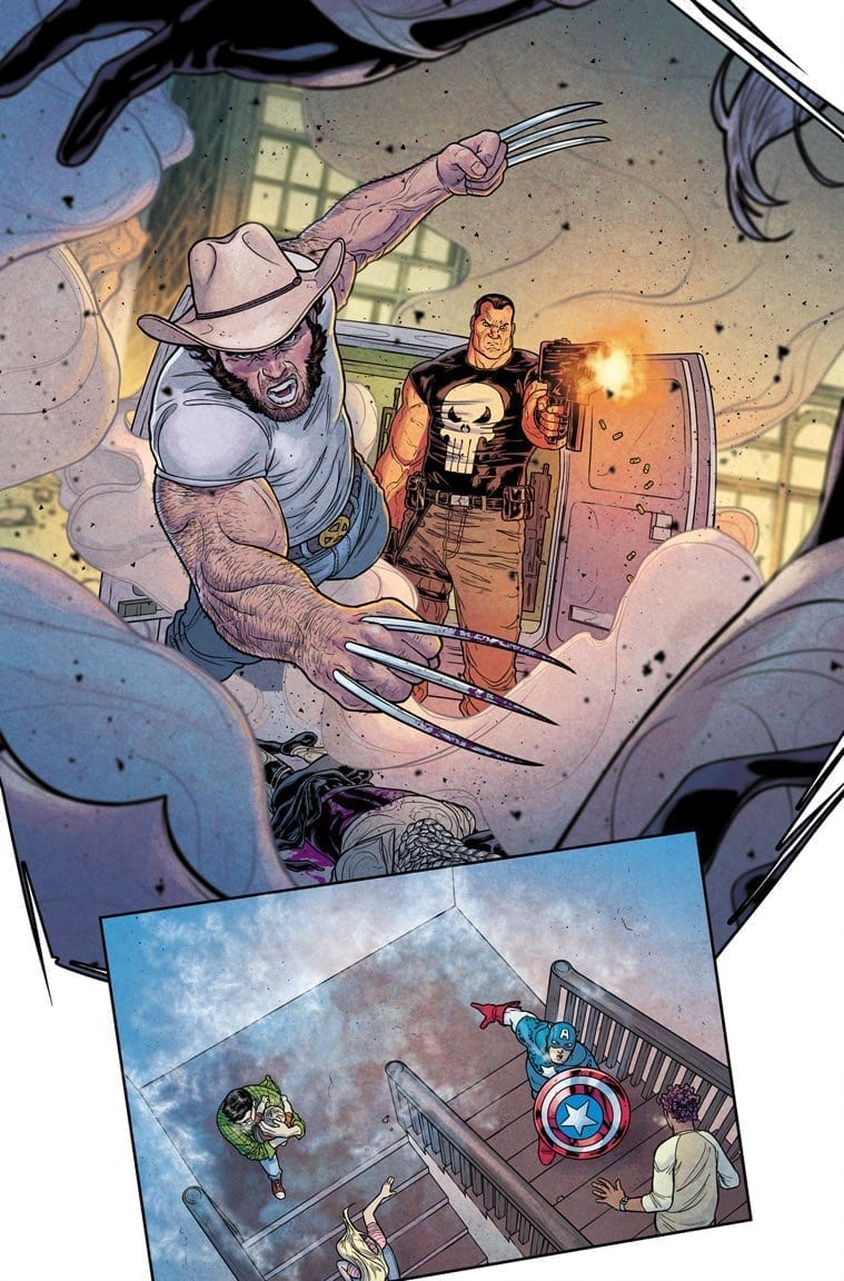 WAR OF THE REALMS #2 Keeps Its Foot On The Gas Pedal 3