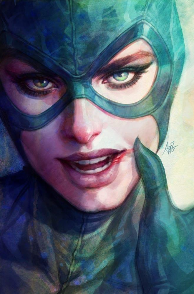 catwoman artgerm