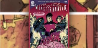 MARY SHELLEY, MONSTER HUNTER #2