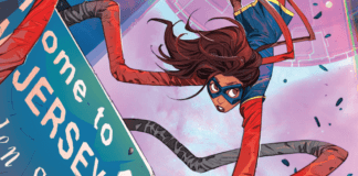 The Magnificent Ms. Marvel #2