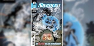Exclusive DC Preview THE SILENCER #16