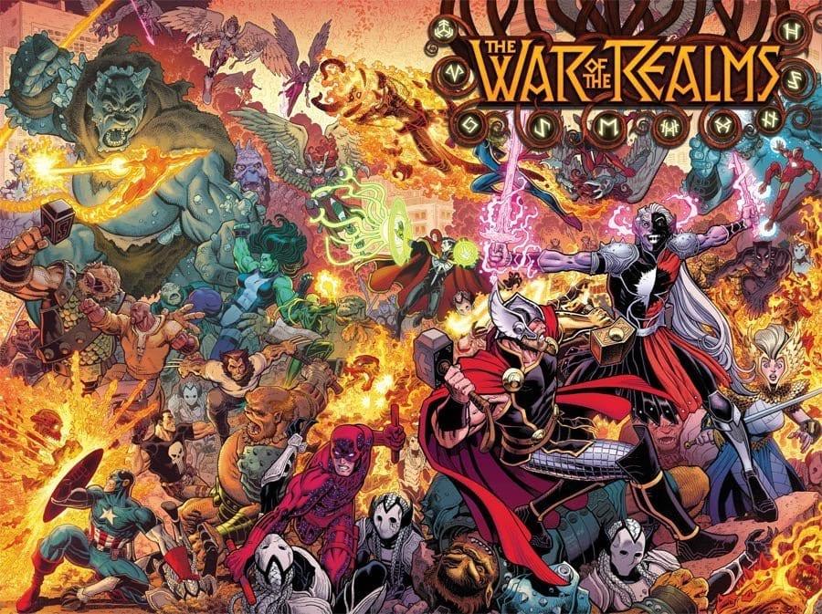 war of the realms 1 cvr