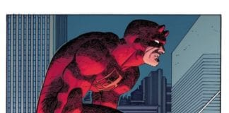 DAREDEVIL #4 JOHN ROMITA JR. HIDDEN GEM VARIANT cover