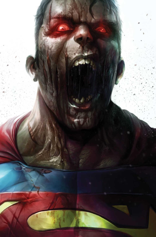 DCeased Dc Comics superman
