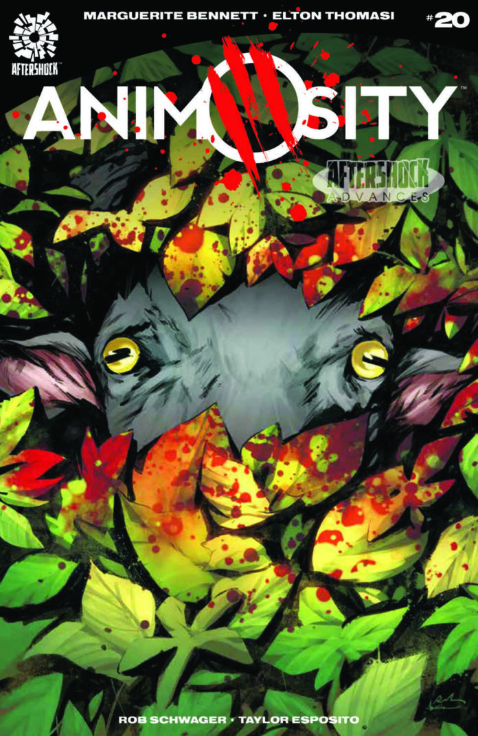 Exclusive AfterShock Preview: ANIMOSITY #20