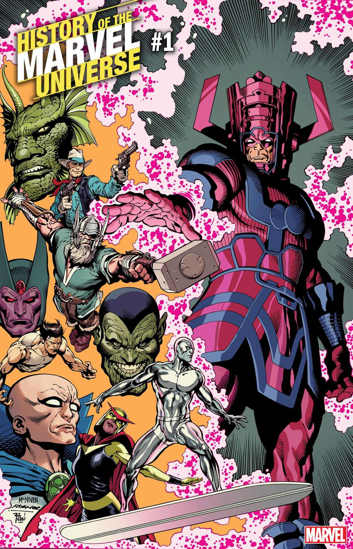 Waid Marvel
