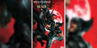 Marvel Announces - Wolverine Vs Blade Special #1