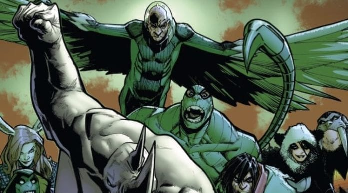 AMAZING SPIDER-MAN #19 - Vulture Takes Charge 4