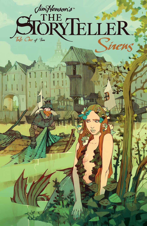 Jim Hensons The Storyteller: Sirens #1 Cover B