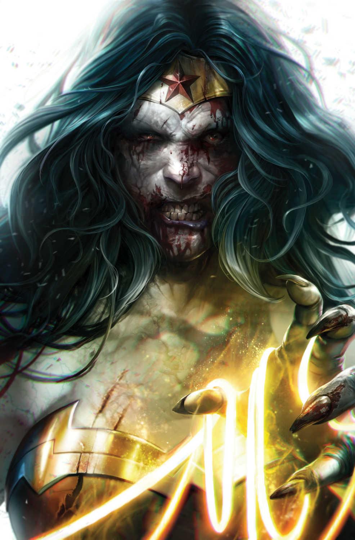 DCeased Dc Comics wonder woman