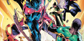 Justice League #21 Review