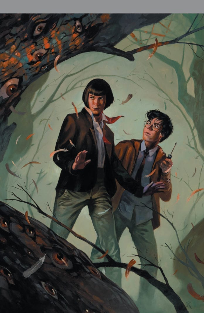 Review: BOOKS OF MAGIC #7: Escape From Faerie 4