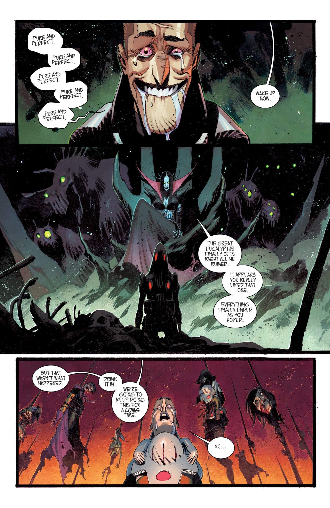 "BLACK SCIENCE #40 ""Remender and Scalera should do comics together forever."" 3"