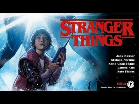 Stranger Things Comics – An Interview with Jody Houser