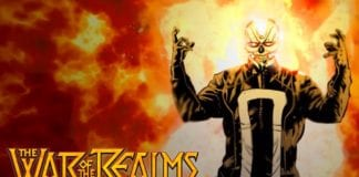 WAR OF THE REALMS, GHOST RIDER: ULTIMATE COMIC #2
