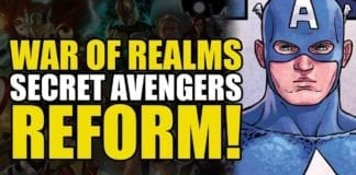 Comics Explained – The Secret Avengers Reform (The War Of The Realms Part 3)