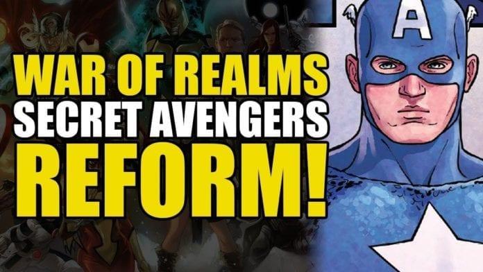 Comics Explained – The Secret Avengers Reform (The War Of The Realms Part 3)