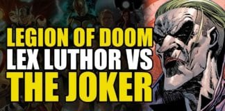 Comics Explained – Lex Luthor vs The Joker (Justice League/Legion of Doom: The Joker)
