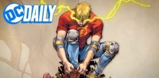 DC Daily Ep. 166: Barry Allen's Sneaker Problem in THE FLASH: YEAR ONE