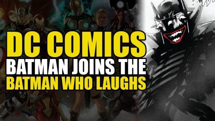 Comics Explained – Batman Joins Batman Who Laughs (Batman Who Laughs Mini-Series: Part 5)