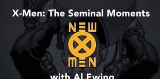 X-Men Seminal Moments: Al Ewing and NEW X-MEN