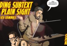 Hiding Subtext in Plain Sight | Strip Panel Naked