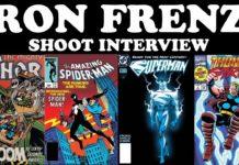 Cartoonist Kayfabe: The Ron Frenz Shoot Interview