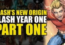 Comics Explained – The Flash's New Origin (Flash Year One: Part One)