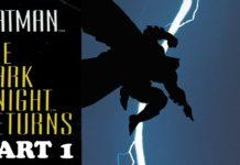 Cartoonist Kayfabe: Batman Dark Knight Returns Issue 1, Kayfabe Commentary