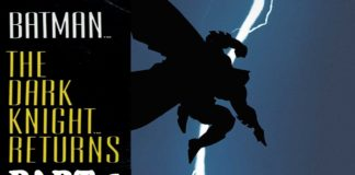 Cartoonist Kayfabe: Batman Dark Knight Returns Issue 1, Kayfabe Commentary