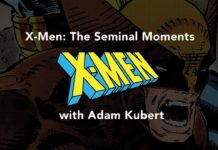 X-Men Seminal Moments: Adam Kubert and the 90s X-MEN